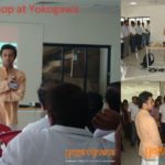 Vinay Siddaiah's corporate talk at Yokogawa, Bangalore