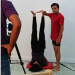 Yoga shooting for eAmbalam