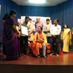 Vinay Siddaiah being facilitated