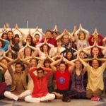 International Yoga day celebrations in Russia