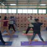 Group Yoga classes at Yogavijnana led by Vinay Siddaiah