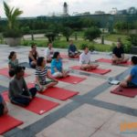 Yoga workshop in Bangalore by Vinay Siddaiah