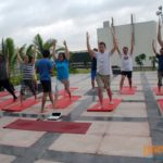Yoga workshop in Bangalore