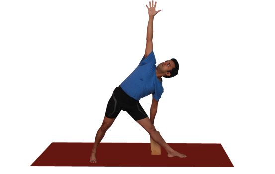 Buy Yoga bricks in Bangalore. Demo by Vinay Siddaiah