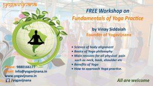 Fundamentals of Yoga practice