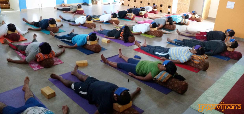 Yoga center in Bangalore
