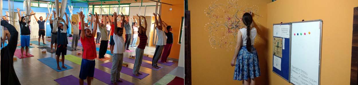 Yoga blogs by Yogavijnana